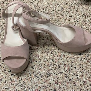 Chinese Laundry Blush Heels